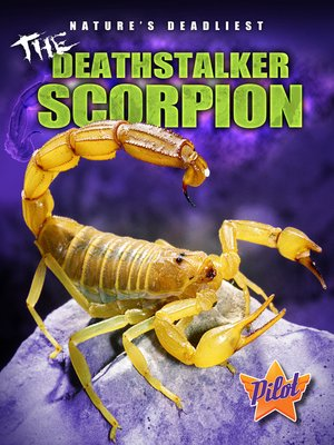 cover image of The Deathstalker Scorpion