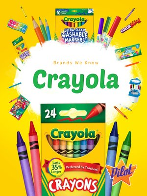 cover image of Crayola