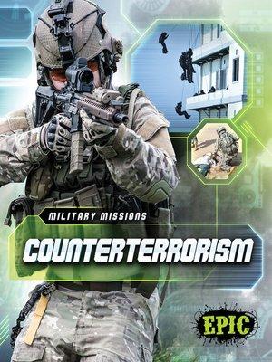 cover image of Counterterrorism