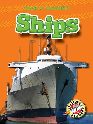 cover image of Ships