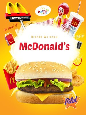 cover image of McDonald's