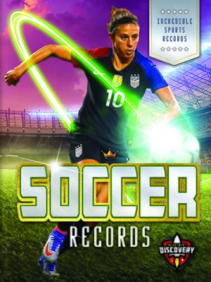 cover image of Soccer Records