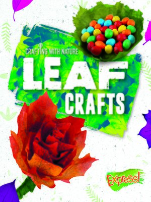 cover image of Leaf Crafts