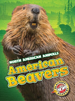 cover image of American Beavers