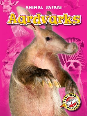 cover image of Aardvarks