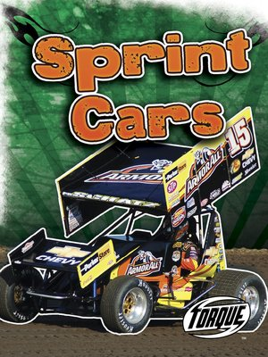 cover image of Sprint Cars