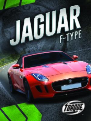 cover image of Jaguar F-Type