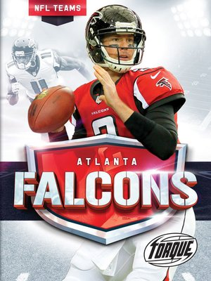 cover image of The Atlanta Falcons Story