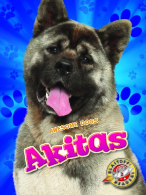 cover image of Akitas