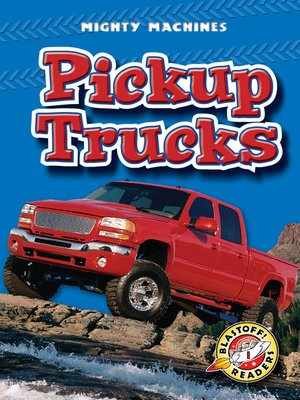 cover image of Pickup Trucks