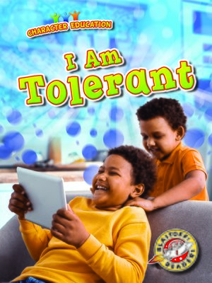 cover image of I Am Tolerant