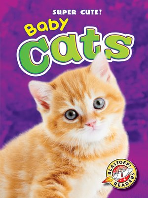 cover image of Baby Cats