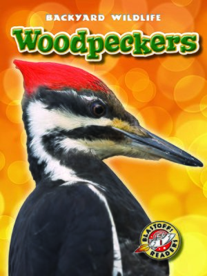 cover image of Woodpeckers