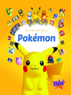 cover image of Pokemon