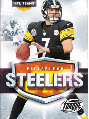 cover image of The Pittsburgh Steelers Story