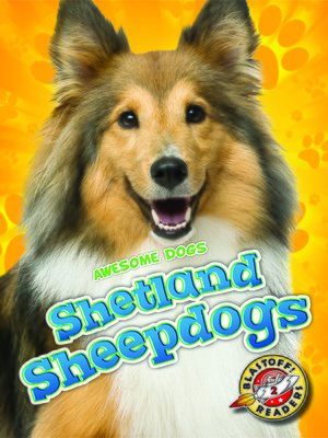 cover image of Shetland Sheepdogs