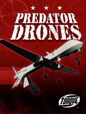 cover image of Predator Drones