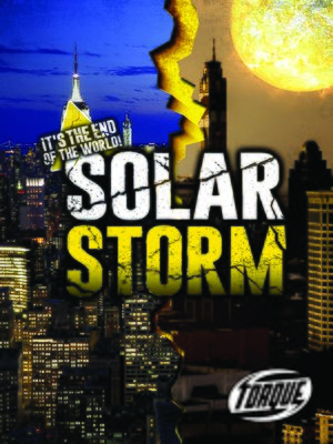 cover image of Solar Storm