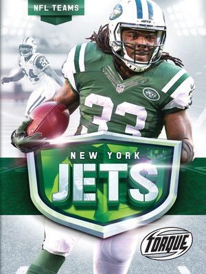 cover image of The New York Jets Story