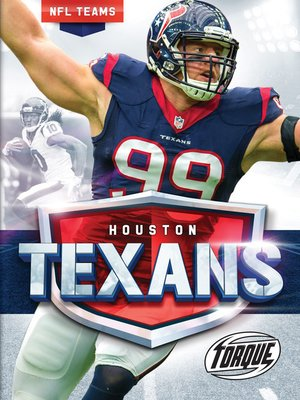 cover image of The Houston Texans Story