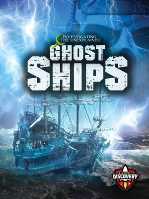 cover image of Ghost Ships