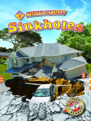 cover image of Sinkholes