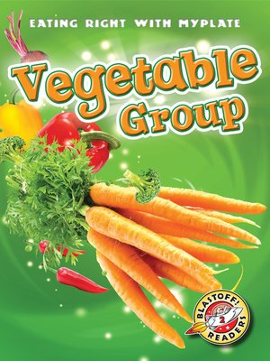 cover image of Vegetable Group