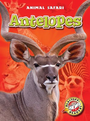 cover image of Antelopes