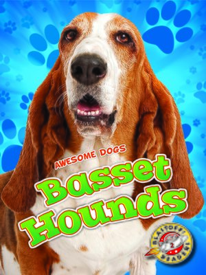 cover image of Basset Hounds
