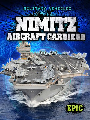cover image of Nimitz Aircraft Carriers