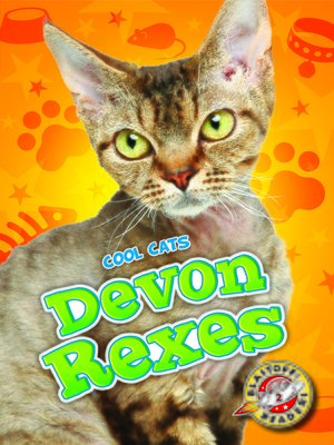 cover image of Devon Rexes