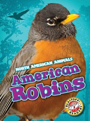 cover image of American Robins