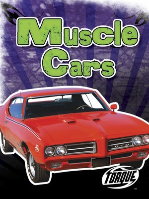 cover image of Muscle Cars