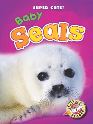 cover image of Baby Seals