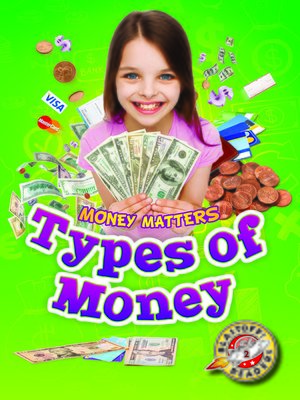 cover image of Types of Money