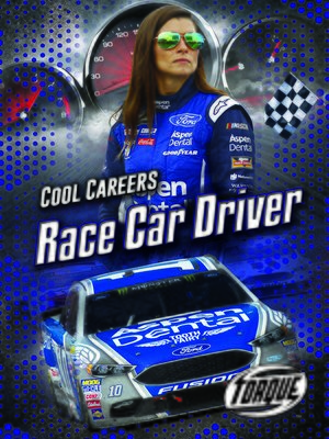 cover image of Race Car Driver