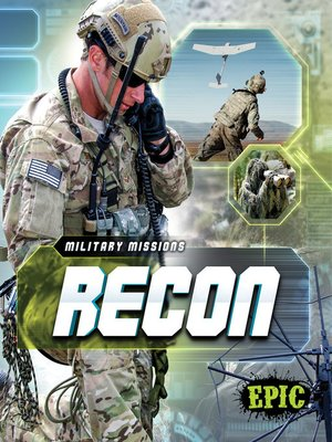 cover image of Recon