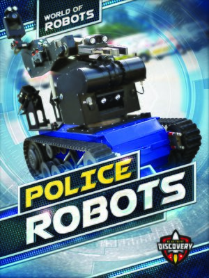 cover image of Police Robots