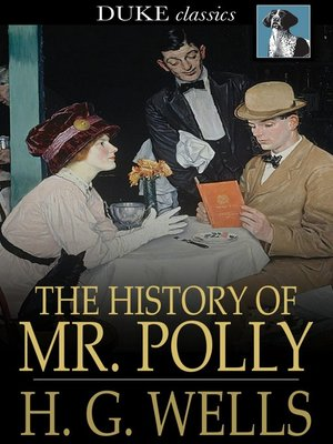 cover image of The History of Mr. Polly