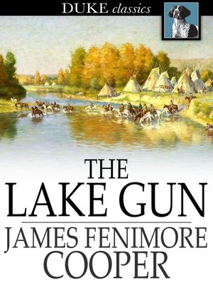 cover image of The Lake Gun