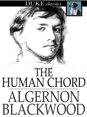 cover image of The Human Chord