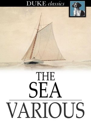 cover image of The Sea