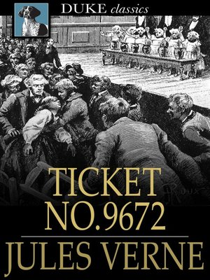 cover image of Ticket No. 9672