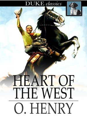 cover image of Heart of the West