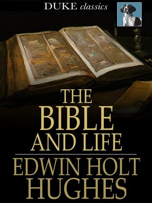 cover image of The Bible and Life
