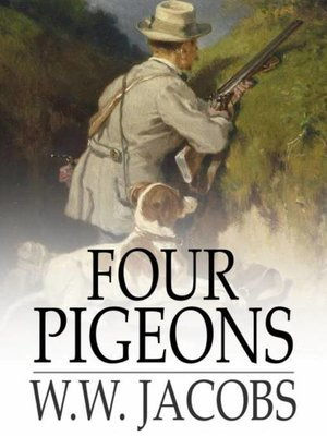 cover image of Four Pigeons
