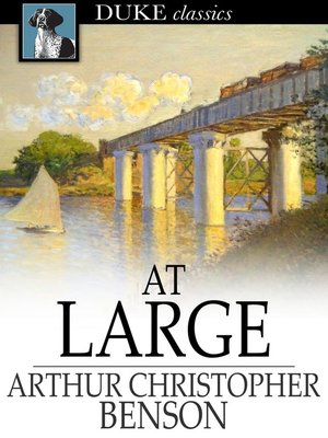 cover image of At Large