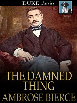 cover image of The Damned Thing