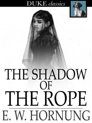 cover image of The Shadow of the Rope