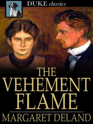 cover image of The Vehement Flame